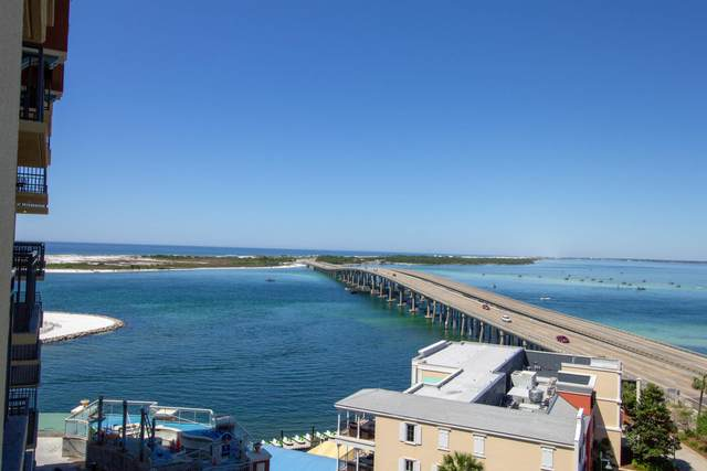 10 Harbor Boulevard Unit W528, Destin, FL 32541 (MLS #862758) :: The Beach Group