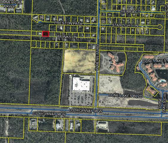 Lot 8 Monks Lane, Santa Rosa Beach, FL 32459 (MLS #862760) :: Linda Miller Real Estate