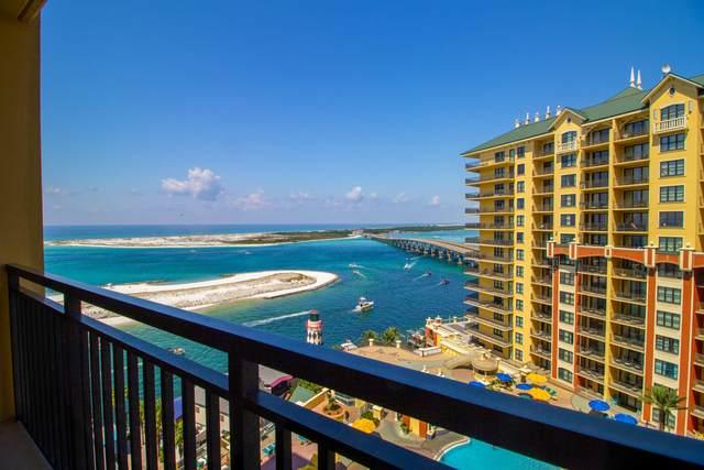 10 Harbor Boulevard E903a, Destin, FL 32541 (MLS #862783) :: NextHome Cornerstone Realty