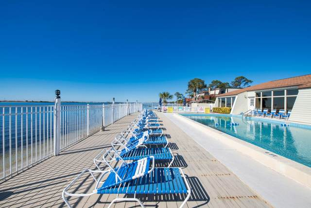 308 SW Miracle Strip Parkway Unit 17A, Fort Walton Beach, FL 32548 (MLS #862801) :: RE/MAX By The Sea