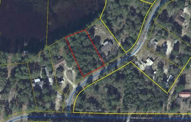 Lot 6 Marion Drive, Defuniak Springs, FL 32433 (MLS #862803) :: ENGEL & VÖLKERS