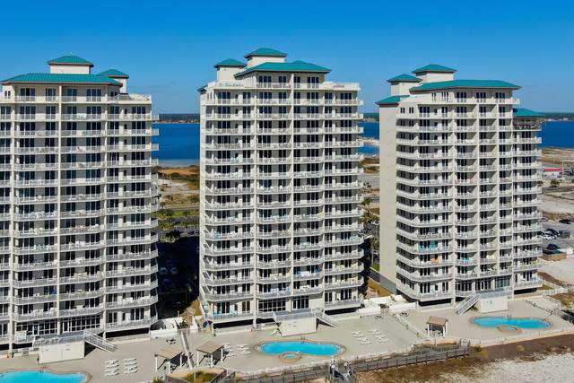 8573 Gulf Boulevard #804, Navarre, FL 32566 (MLS #862808) :: Back Stage Realty