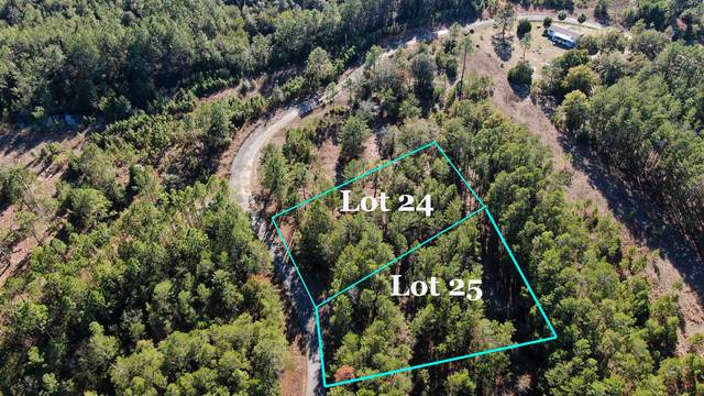 Lot 24&25 Golf Club Circle, Ponce De Leon, FL 32455 (MLS #862827) :: Coastal Lifestyle Realty Group