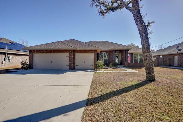 3176 Hickory Street, Navarre, FL 32566 (MLS #862830) :: Counts Real Estate Group