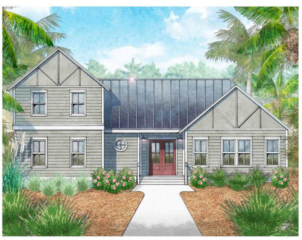 Lot 7 Euvino Way, Santa Rosa Beach, FL 32459 (MLS #862837) :: Briar Patch Realty