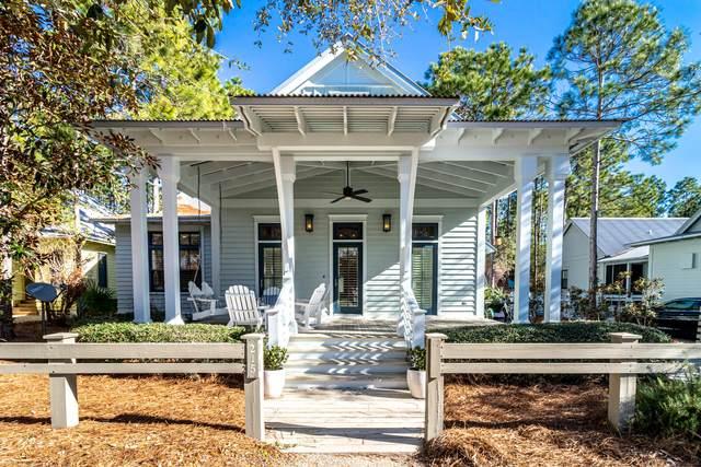 215 Pine Needle Way, Santa Rosa Beach, FL 32459 (MLS #862838) :: Coastal Luxury
