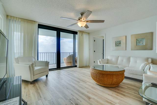 6201 Thomas Drive Unit 1404, Panama City Beach, FL 32408 (MLS #862855) :: Corcoran Reverie