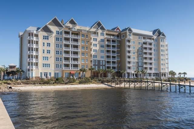 3001 W 10Th Street Unit 313, Panama City, FL 32401 (MLS #862859) :: Luxury Properties on 30A