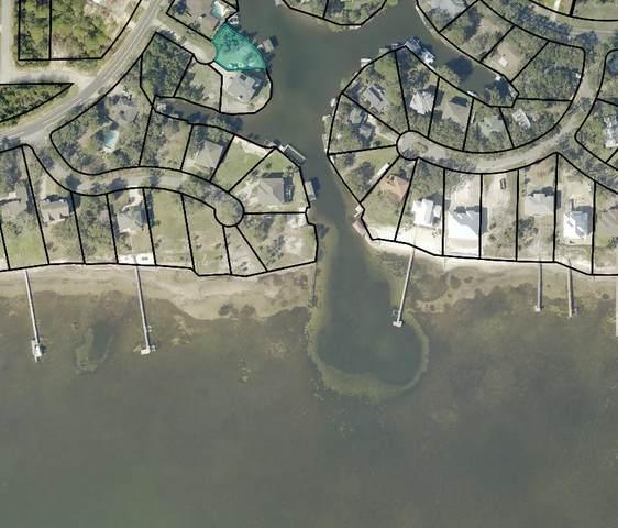 Lot 118 Soundside Drive, Gulf Breeze, FL 32563 (MLS #862862) :: Back Stage Realty