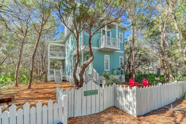 226 Williams Street, Santa Rosa Beach, FL 32459 (MLS #862864) :: 30A Escapes Realty