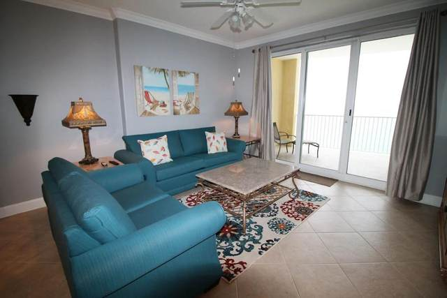 17545 W Front Beach Rd Road #1309, Panama City Beach, FL 32413 (MLS #862878) :: Better Homes & Gardens Real Estate Emerald Coast