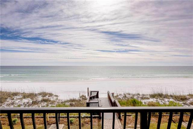 2708 Scenic Highway 98 #23, Destin, FL 32541 (MLS #862888) :: Berkshire Hathaway HomeServices PenFed Realty