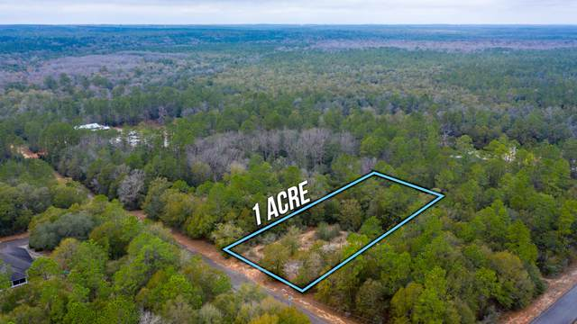 TBD Sam Carver Road, Crestview, FL 32536 (MLS #862890) :: Linda Miller Real Estate