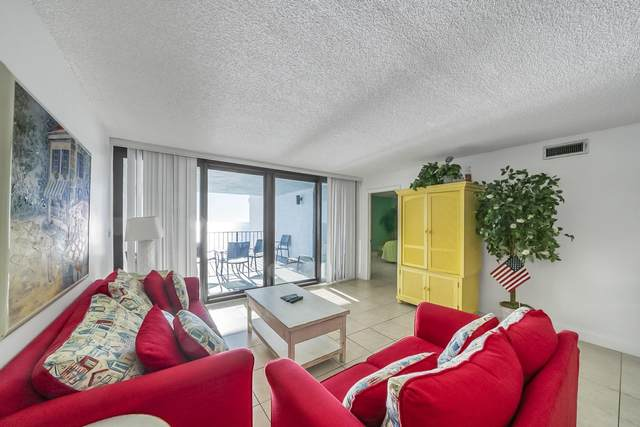 6201 Thomas Drive #1006, Panama City Beach, FL 32408 (MLS #862911) :: Corcoran Reverie
