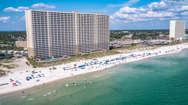 14701 Front Beach Road Unit 1433, Panama City Beach, FL 32413 (MLS #862916) :: RE/MAX By The Sea