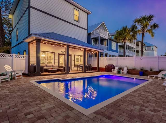 109 Santa Clara Street, Santa Rosa Beach, FL 32459 (MLS #862947) :: The Beach Group