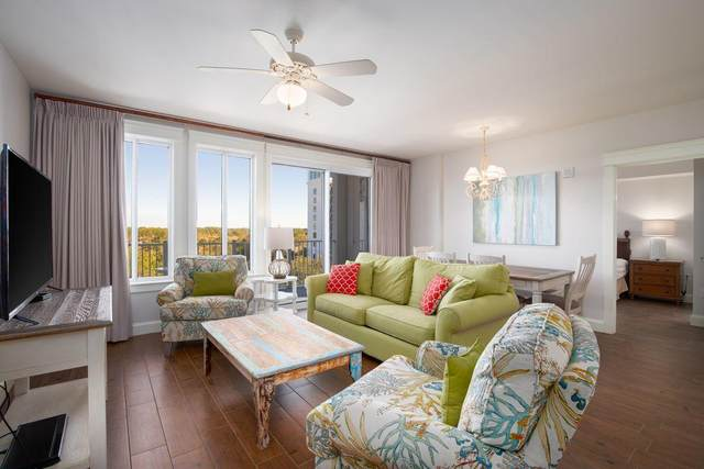 9500 Grand Sandestin Boulevard 2613/2615, Miramar Beach, FL 32550 (MLS #862967) :: John Martin Group | Berkshire Hathaway HomeServices PenFed Realty