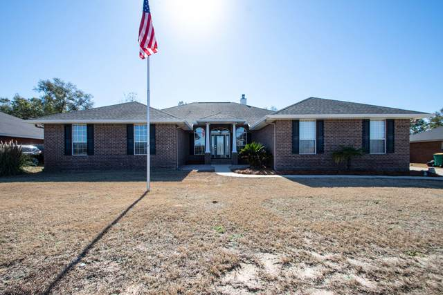 2392 Agerton Street, Crestview, FL 32536 (MLS #862978) :: Coastal Lifestyle Realty Group
