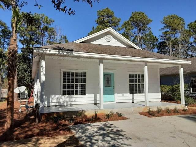 142 Central 6th Street, Santa Rosa Beach, FL 32459 (MLS #863019) :: Better Homes & Gardens Real Estate Emerald Coast