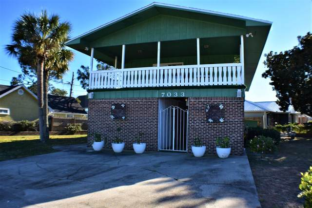 7033 S Lagoon Drive, Panama City Beach, FL 32408 (MLS #863062) :: Somers & Company