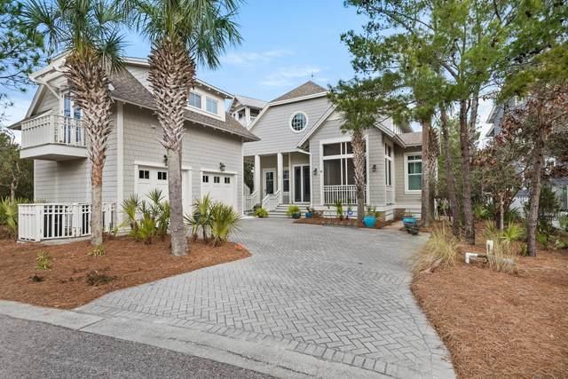 19 E Lake Bridge Lane, Inlet Beach, FL 32461 (MLS #863069) :: Berkshire Hathaway HomeServices Beach Properties of Florida