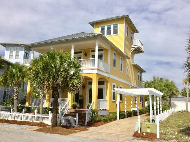 513 Beachside Gardens, Panama City Beach, FL 32413 (MLS #863075) :: The Beach Group