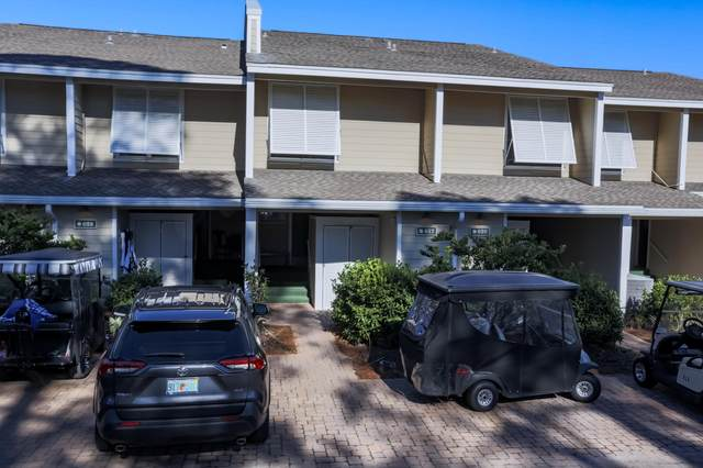 627 Bayou Drive #627, Miramar Beach, FL 32550 (MLS #863079) :: Back Stage Realty