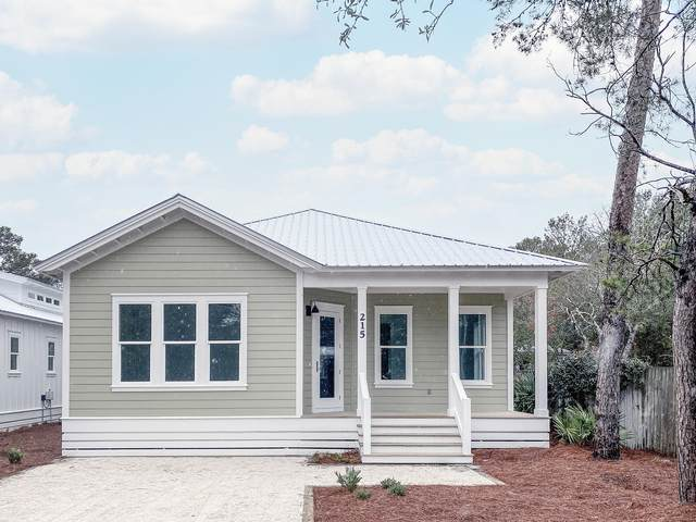 215 Dalton Drive, Santa Rosa Beach, FL 32459 (MLS #863080) :: Beachside Luxury Realty