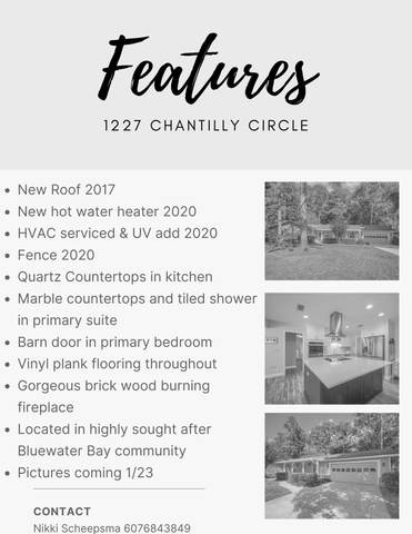 1227 Chantilly Circle, Niceville, FL 32578 (MLS #863098) :: Back Stage Realty