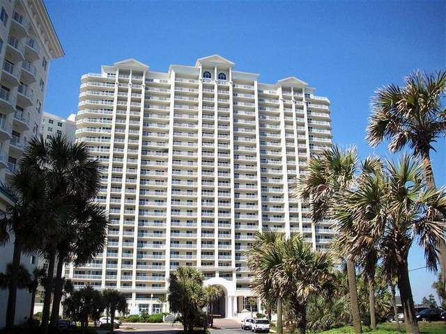 112 Seascape Drive Unit 1403, Miramar Beach, FL 32550 (MLS #863103) :: Scenic Sotheby's International Realty