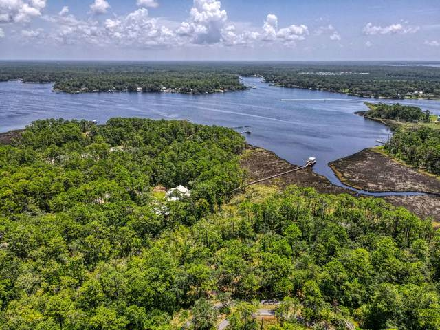 Lot 13 Cross Creek Circle, Freeport, FL 32439 (MLS #863191) :: John Martin Group | Berkshire Hathaway HomeServices PenFed Realty