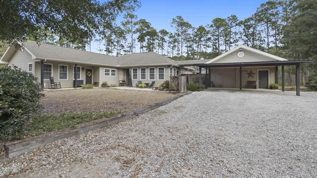 352 Caswell Road, Defuniak Springs, FL 32433 (MLS #863240) :: The Beach Group