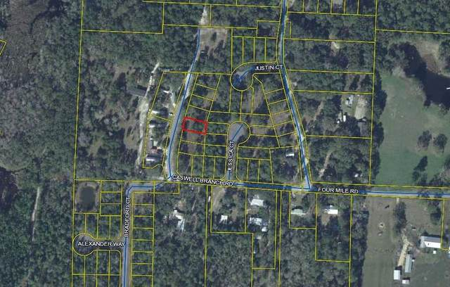 Lot 32 Caswell Branch Road, Freeport, FL 32439 (MLS #863268) :: Berkshire Hathaway HomeServices PenFed Realty