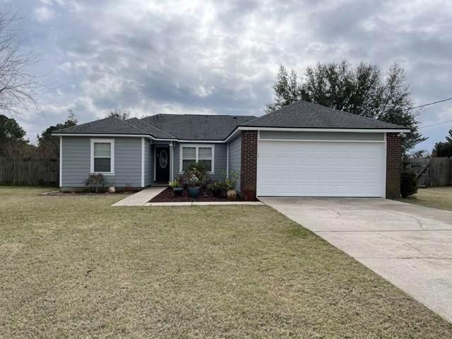 7683 Sandstone Street, Navarre, FL 32566 (MLS #863340) :: Corcoran Reverie
