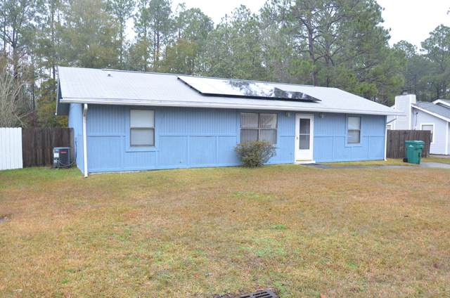 1642 N Campbell Drive, Fort Walton Beach, FL 32547 (MLS #863390) :: Berkshire Hathaway HomeServices PenFed Realty