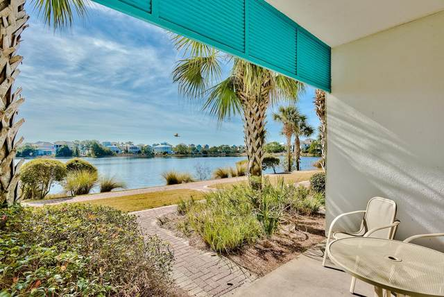 114 Carillon Market Street #105, Panama City Beach, FL 32413 (MLS #863404) :: Somers & Company
