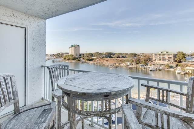 30 Moreno Point Road 601B, Destin, FL 32541 (MLS #863475) :: Linda Miller Real Estate