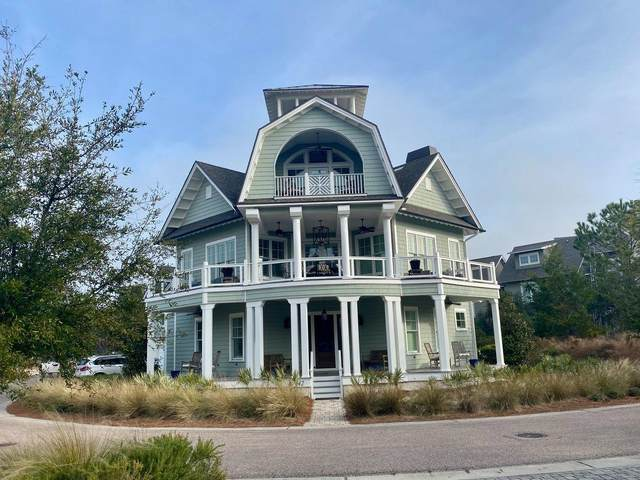 142 Gulf Bridge Lane, Inlet Beach, FL 32461 (MLS #863525) :: Rosemary Beach Realty