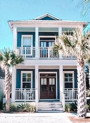 149 Beach Bike Way, Inlet Beach, FL 32461 (MLS #863555) :: Better Homes & Gardens Real Estate Emerald Coast