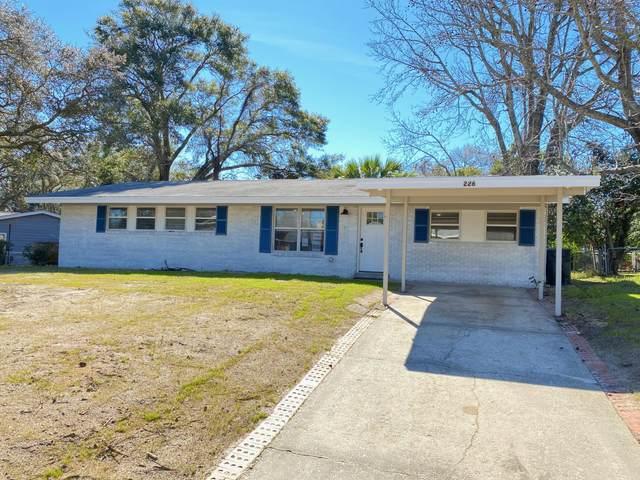 226 NW Bayou Woods Drive, Fort Walton Beach, FL 32548 (MLS #863598) :: NextHome Cornerstone Realty