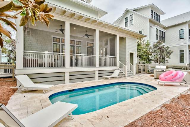 90 Flatwood Street, Santa Rosa Beach, FL 32459 (MLS #863694) :: The Ryan Group