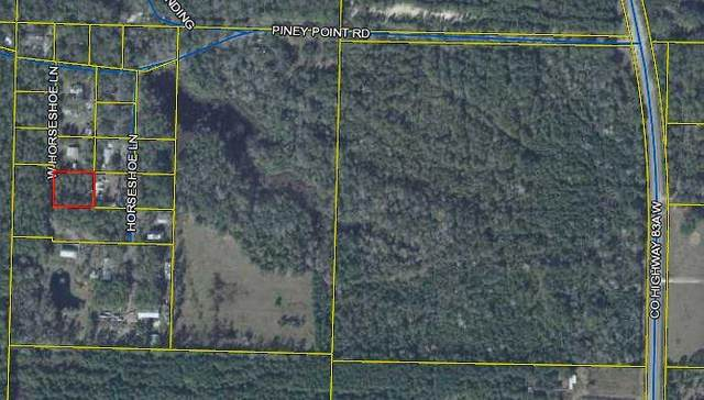 69 Horseshoe Lane, Freeport, FL 32439 (MLS #863752) :: John Martin Group | Berkshire Hathaway HomeServices PenFed Realty