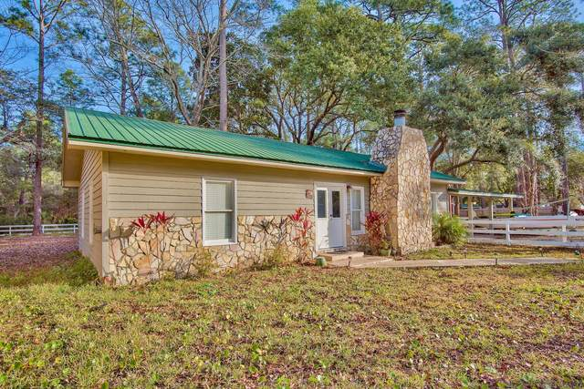 78 Long Leaf Circle, Santa Rosa Beach, FL 32459 (MLS #863781) :: Berkshire Hathaway HomeServices PenFed Realty