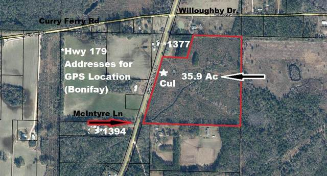 36 Ac Hwy 179, Bonifay, FL 32425 (MLS #863840) :: Rosemary Beach Realty