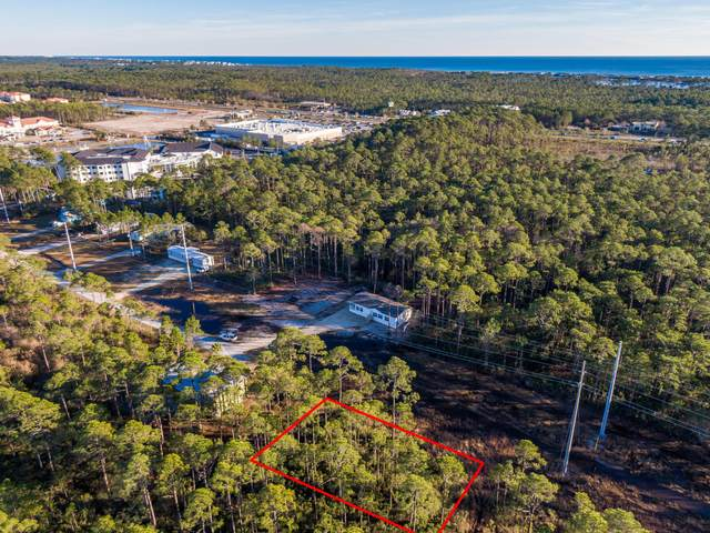 Lot 10 Monks Lane, Santa Rosa Beach, FL 32459 (MLS #863884) :: Linda Miller Real Estate