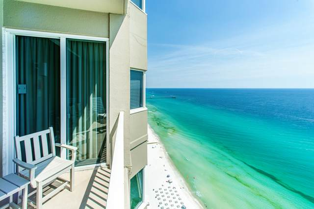16819 Front Beach Road Unit 2902, Panama City Beach, FL 32413 (MLS #863892) :: Counts Real Estate Group
