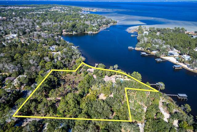 1522 &1570 Mack Bayou Road, Santa Rosa Beach, FL 32459 (MLS #863980) :: 30a Beach Homes For Sale