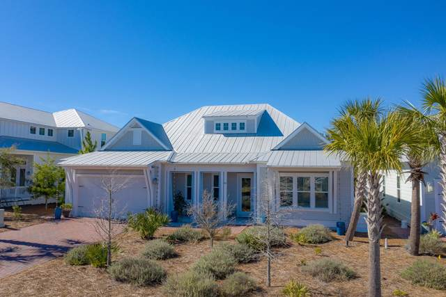 40 Prominence Square, Inlet Beach, FL 32461 (MLS #864019) :: Berkshire Hathaway HomeServices PenFed Realty
