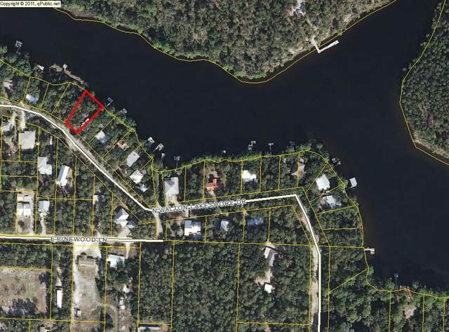 Lot 18 N Walton Lakeshore Drive, Inlet Beach, FL 32461 (MLS #864029) :: Briar Patch Realty