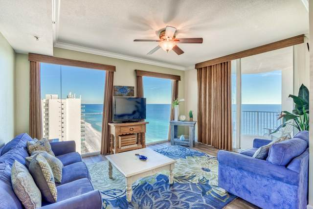 16819 Front Beach Road Unit 2218, Panama City Beach, FL 32413 (MLS #864050) :: Better Homes & Gardens Real Estate Emerald Coast